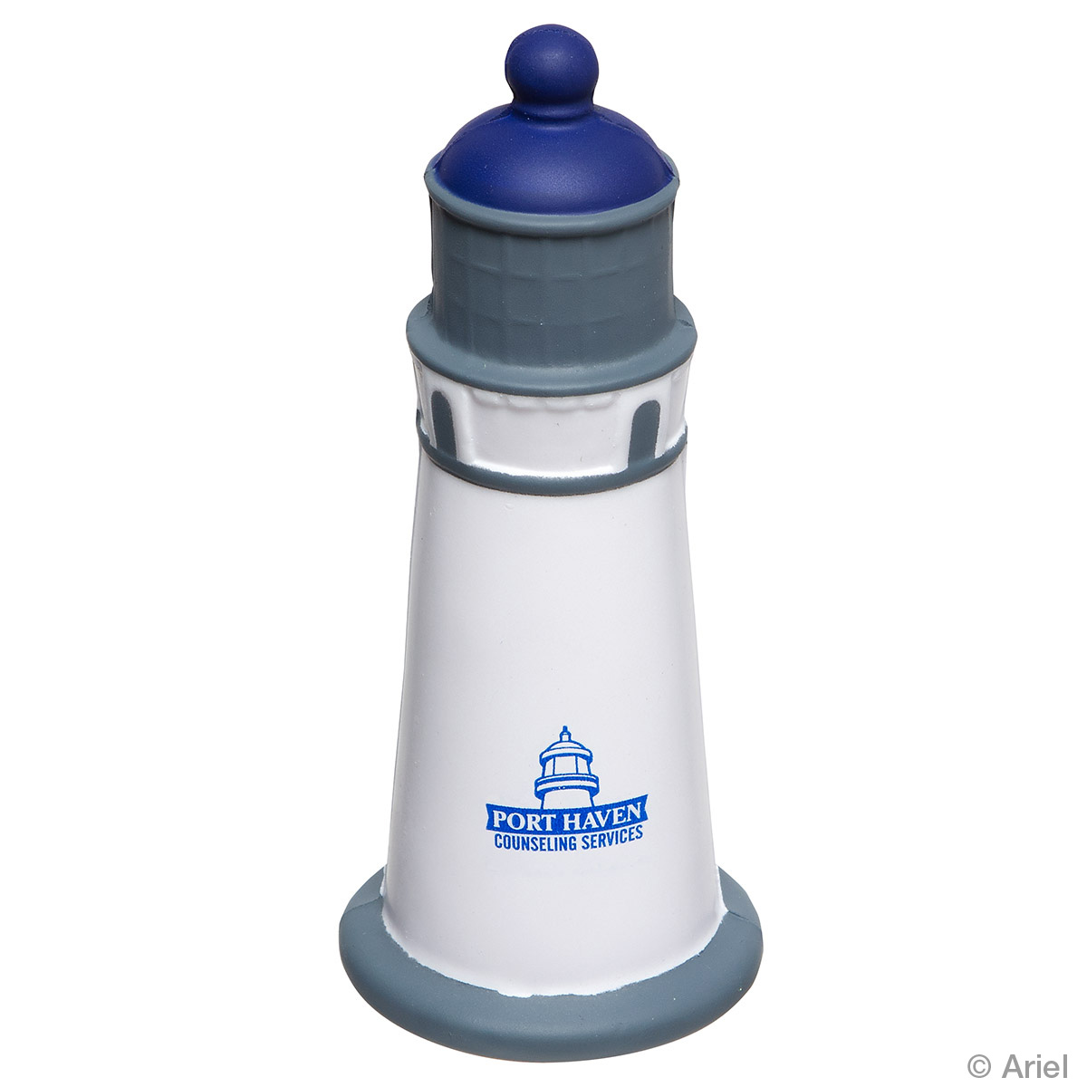 Lighthouse Stress Reliever, LTV-LH16 - 1 Colour Imprint