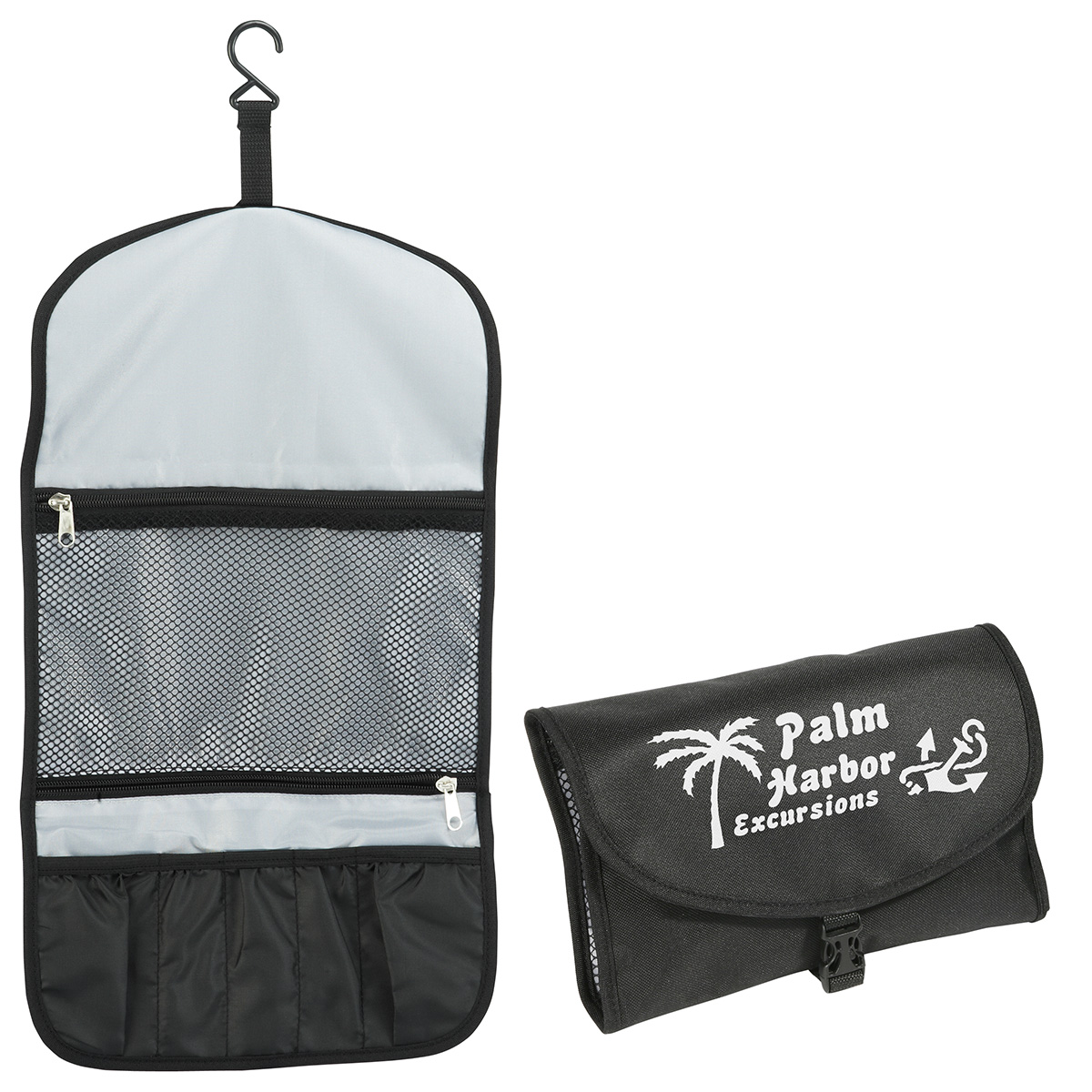 Tradewinds Travel Toiletry Bag, WBA-TB10 - 1 Colour Imprint