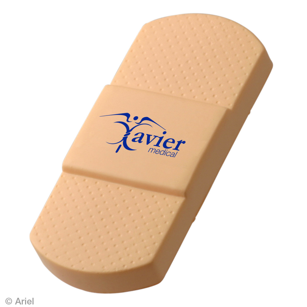 Adhesive Bandage Stress Reliever, LAN-AD06 - 1 Colour Imprint