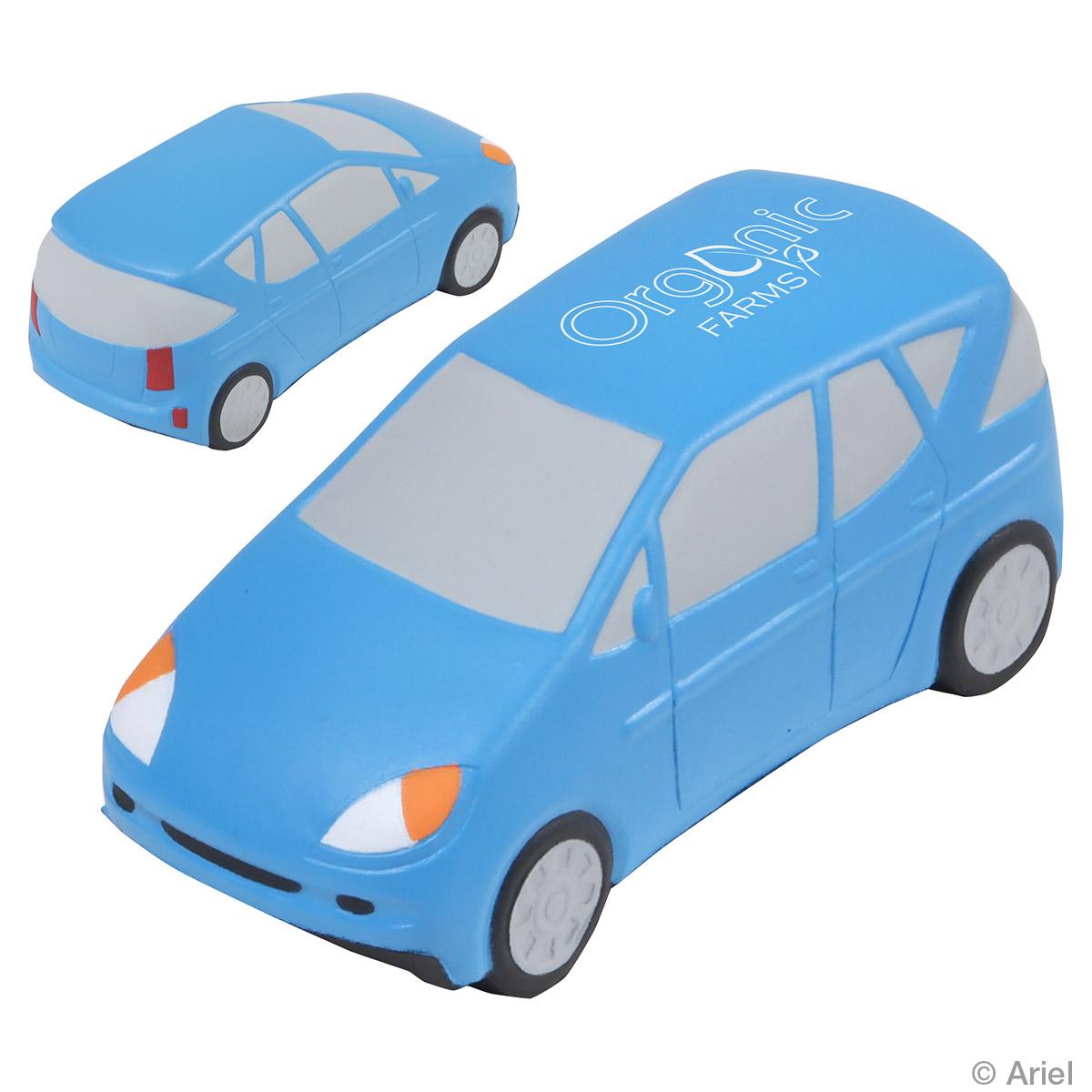 Hybrid Car Stress Reliever, LTR-HC12, 1 Colour Imprint