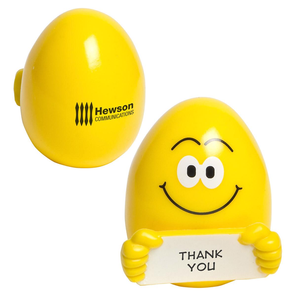 Pop 'N Happy Squeeze Toy, LGB-HA15 - 1 Colour Imprint