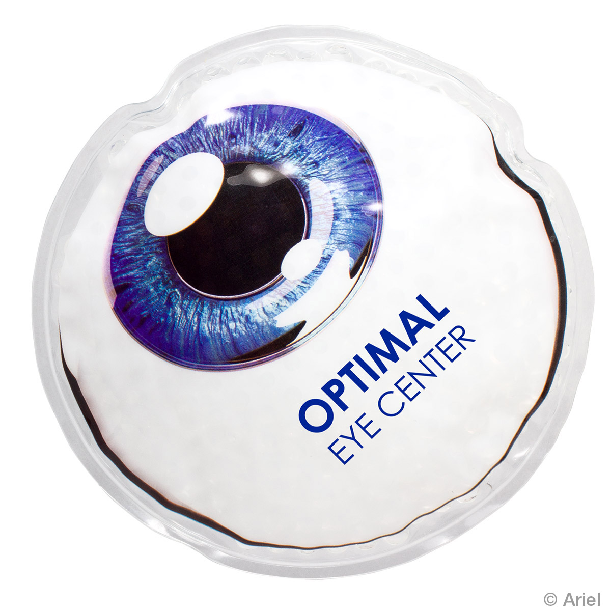 Eyeball Hot/Cold Pack, WHF-EB17, 1 Colour Imprint