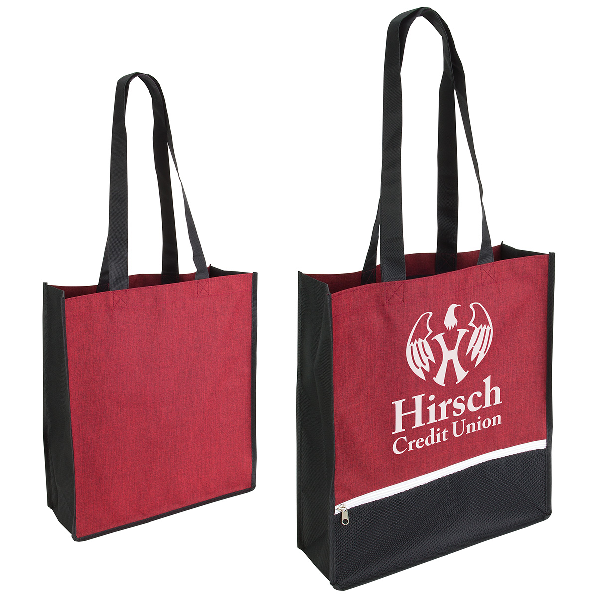 Greystone Tote Bag, WBA-GT18, 1 Colour Imprint