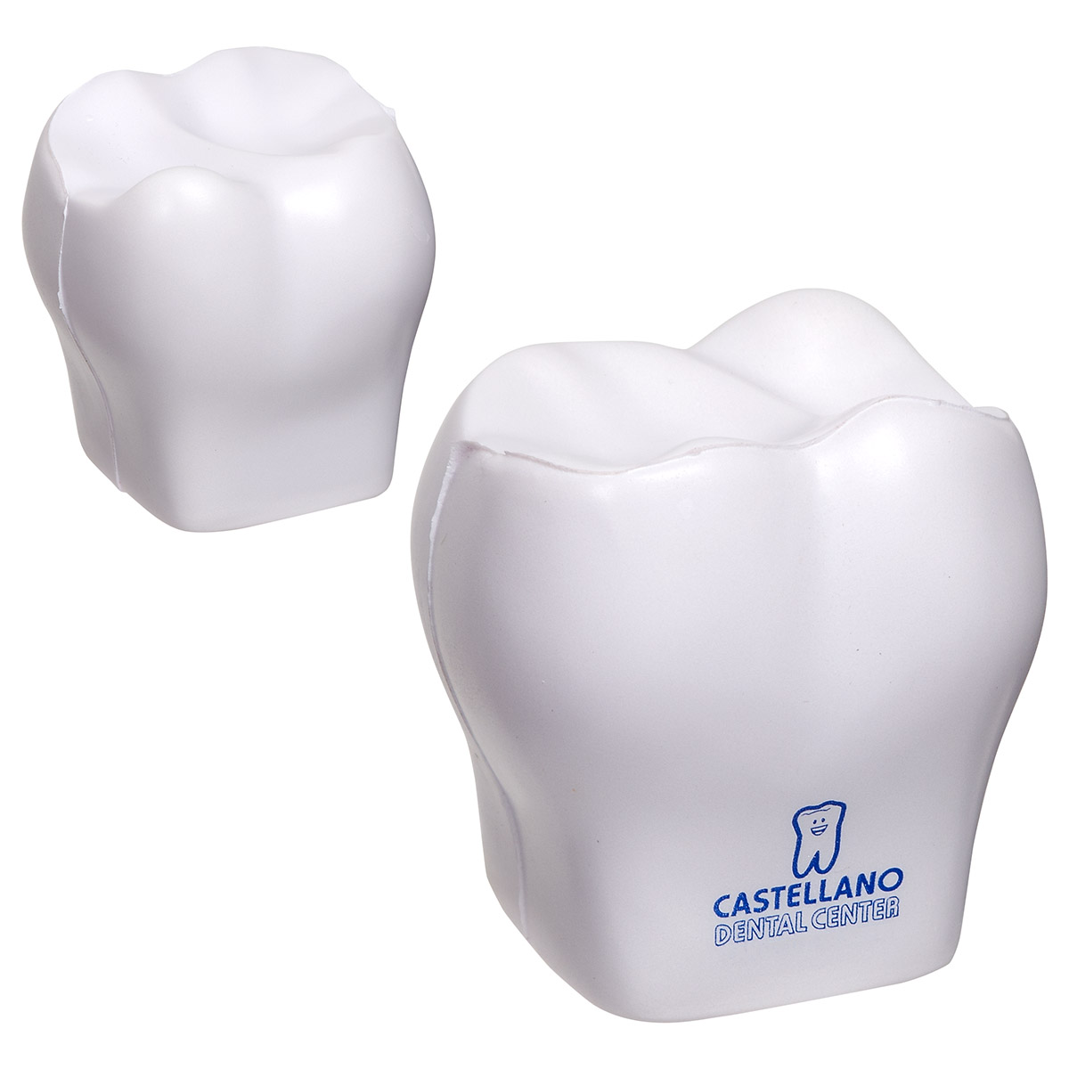 Tooth Stress Reliever, LAN-TT17 - 1 Colour Imprint