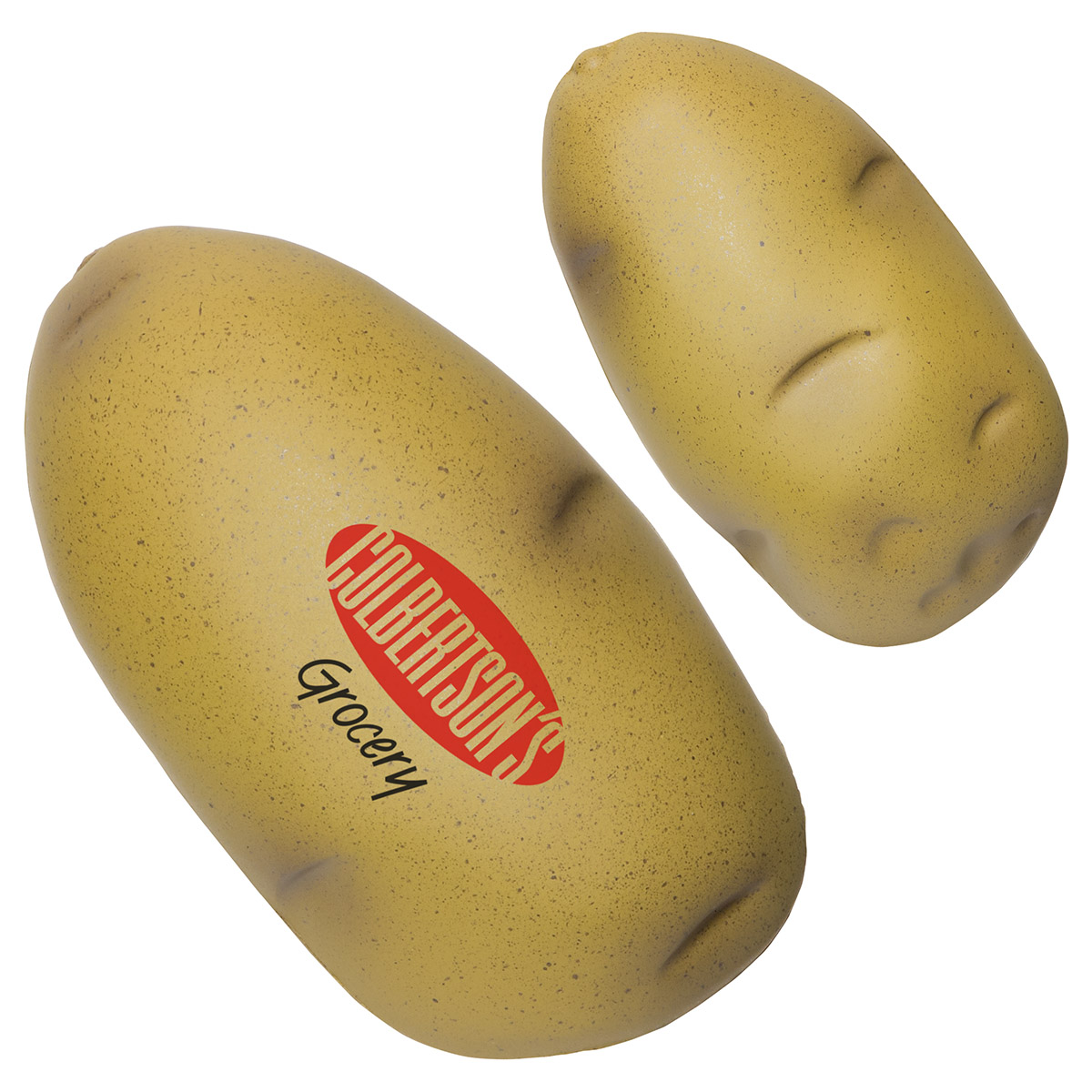 Potato Stress Reliever, LVG-PT08, 1 Colour Imprint