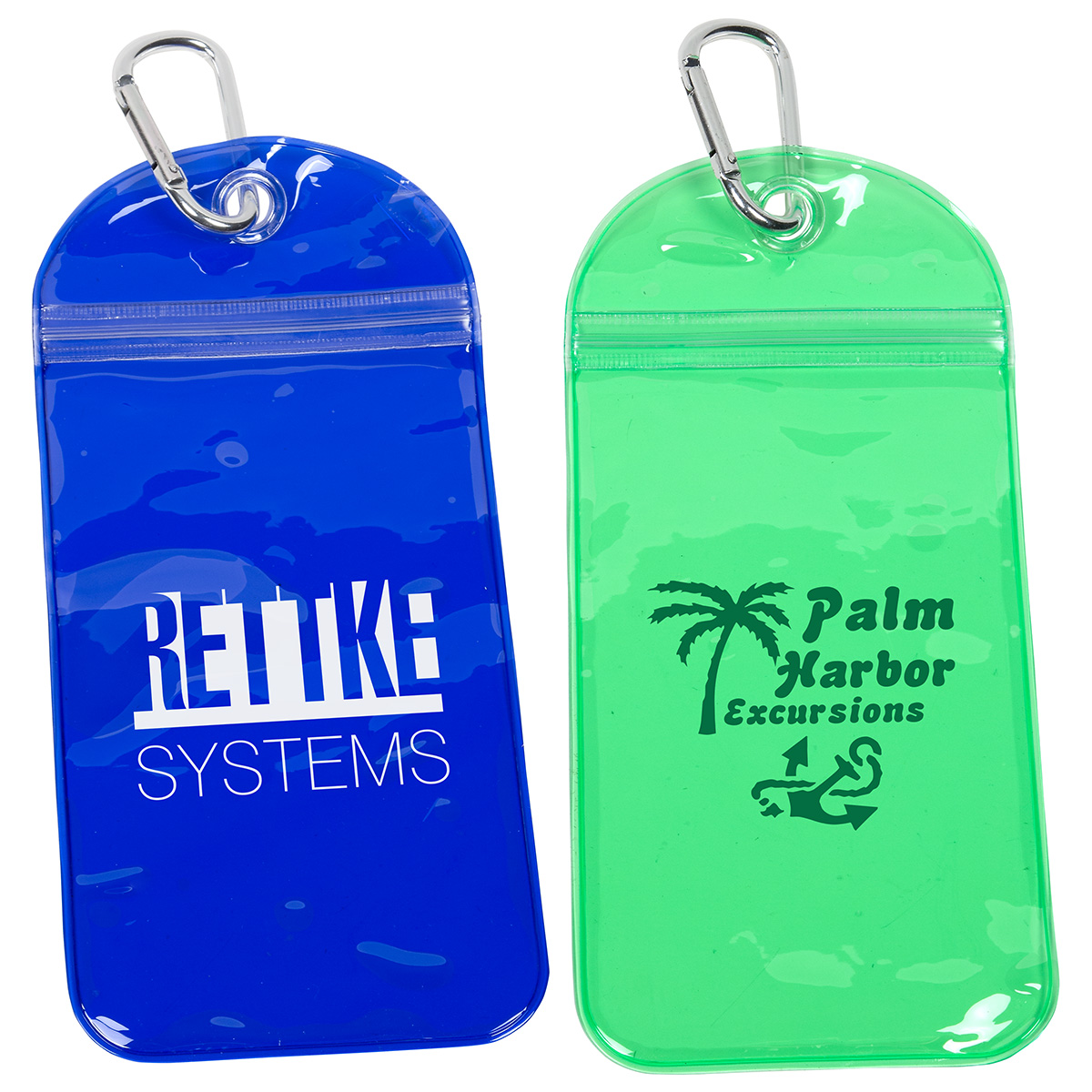Waterproof Gadget Pouch, WTV-WP17, 1 Colour Imprint
