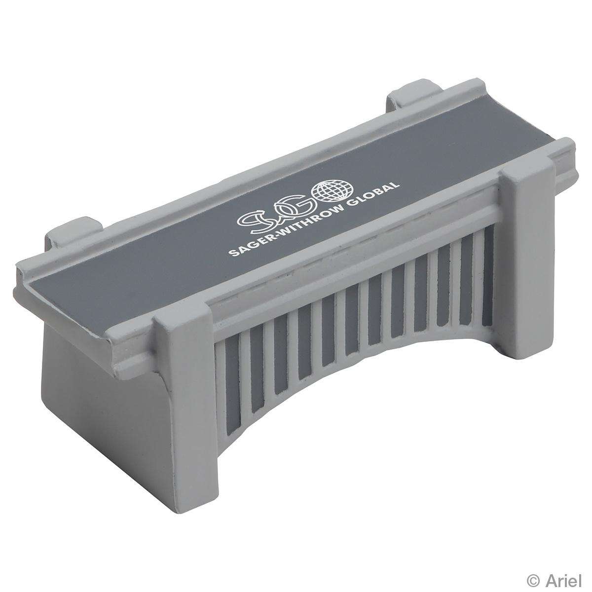 Bridge Stress Reliever, LCN-BS18, 1 Colour Imprint