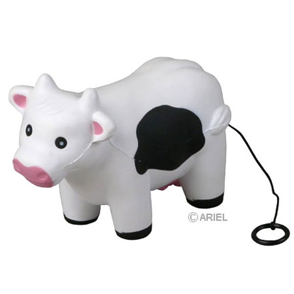 Vibrating Milk Cow Stress Reliever, LVB-MC11 - 1 Colour Imprint
