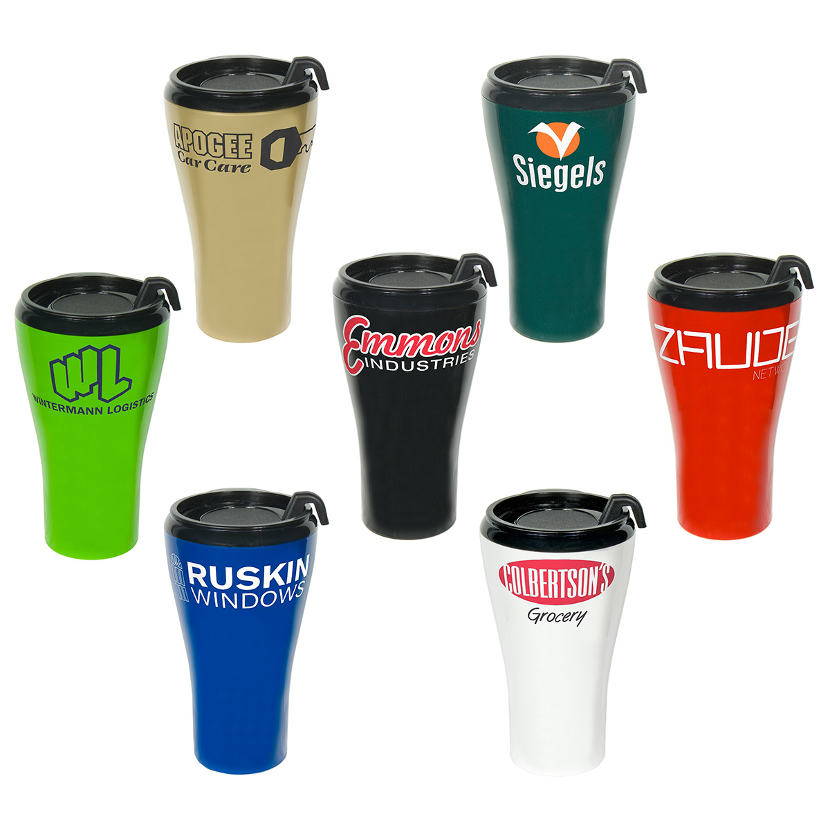 KINGSTON 16 oz Tumbler, DWI-KS17, 1 Colour Imprint