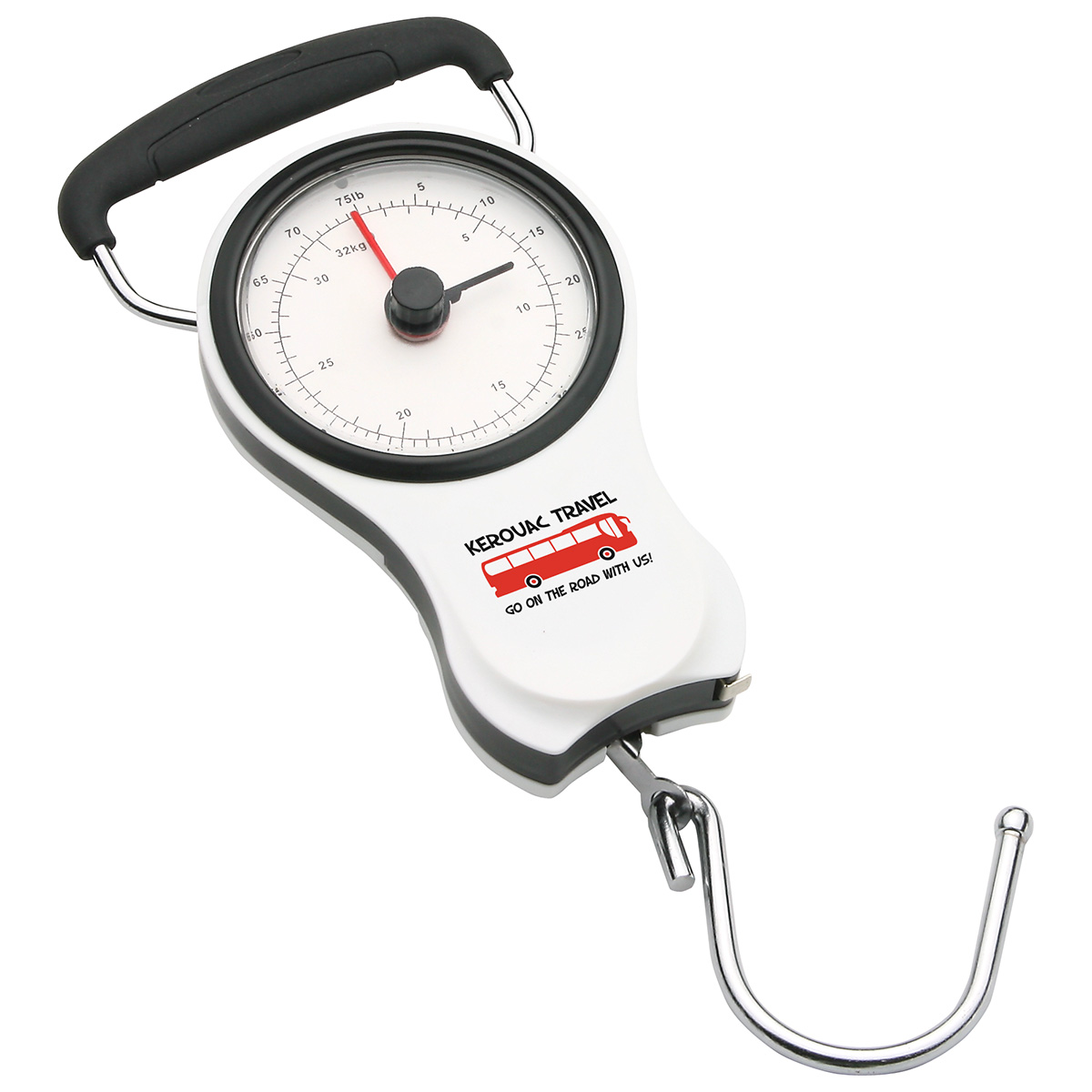 Weigh Cool Portable Luggage Scale, WTV-WC10 - 1 Colour Imprint