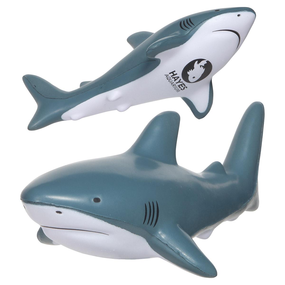 Shark Stress Reliever, LAA-SK15, 1 Colour Imprint