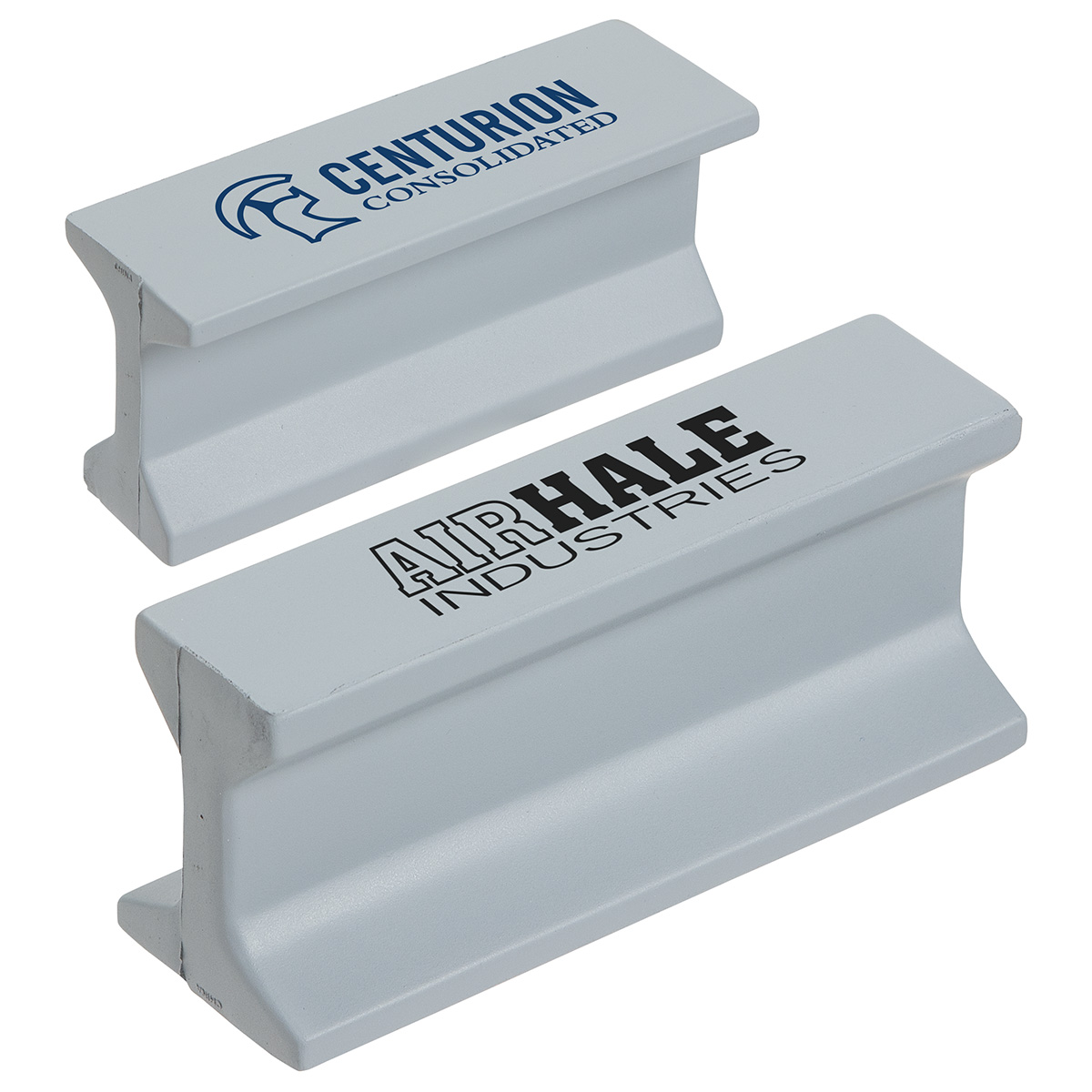 I-Beam Stress Reliever, LCN-BE08 - 1 Colour Imprint