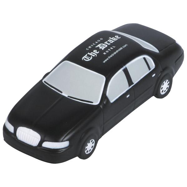 Luxury Car Stress Reliever, LTR-LC30 - 1 Colour Imprint