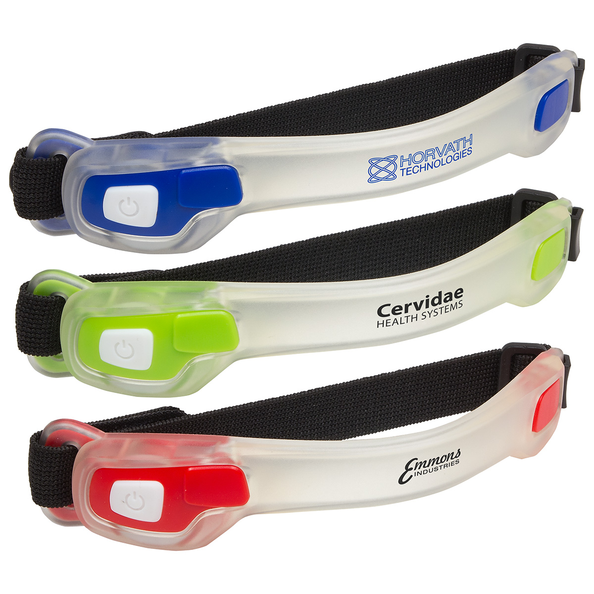 EZ See Wearable Safety Light, WLT-ES16 - 1 Colour Imprint