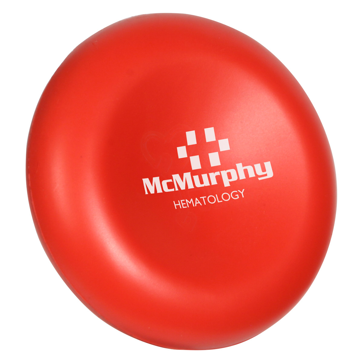 Red Blood Cell Stress Reliever, LAN-RC30 - 1 Colour Imprint