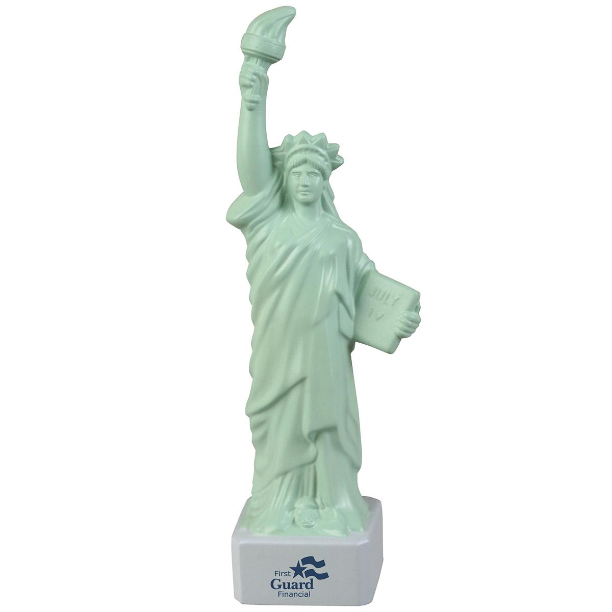 Statue of Liberty Stress Reliever, LPA-SL30 - 1 Colour Imprint