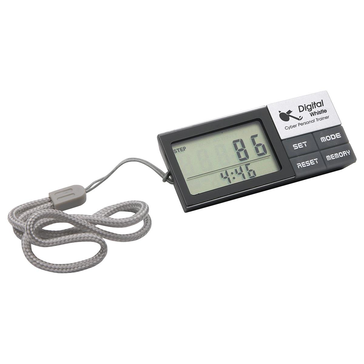 Memory Sensor 3D Multifunction Pedometer, WHF-SM11, 1 Colour Imprint