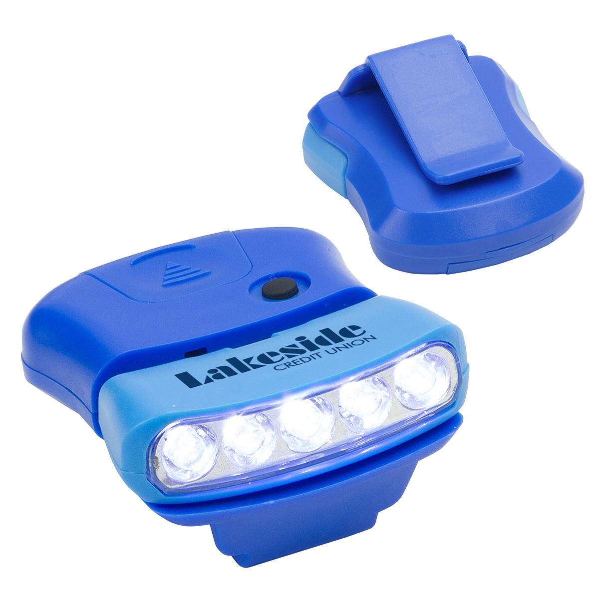 Clip-It Light, WLT-CP15 - 1 Colour Imprint
