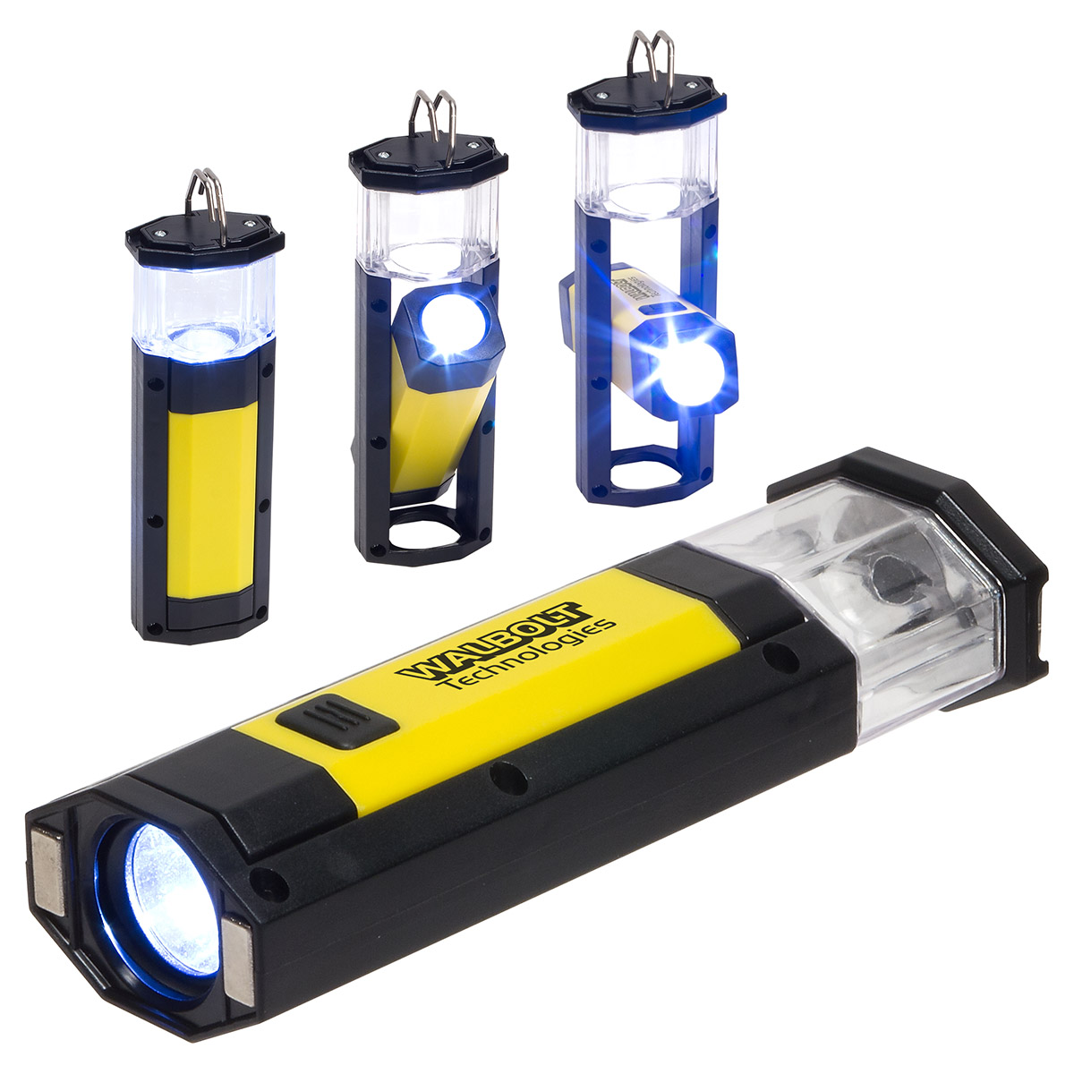 Guiding Light Lantern and Flashlight, WLT-GL17, 1 Colour Imprint