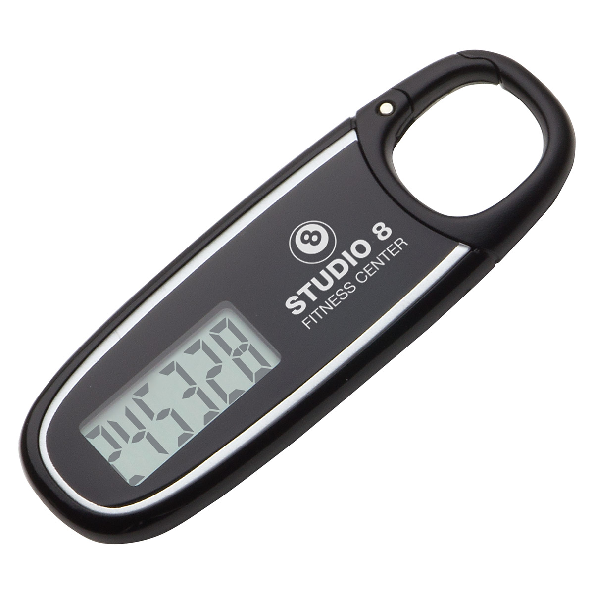 Million Step 3D Sensor Pedometer, WHF-MS15 - 1 Colour Imprint