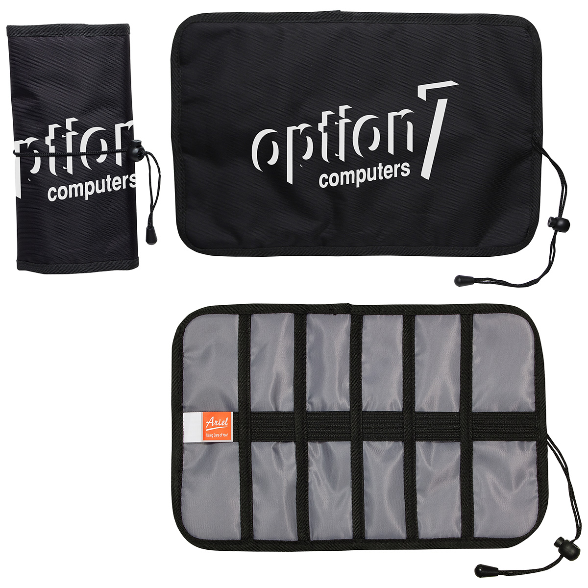 TEC Cable Organizer - Medium, ETC-07C5, 1 Colour Imprint