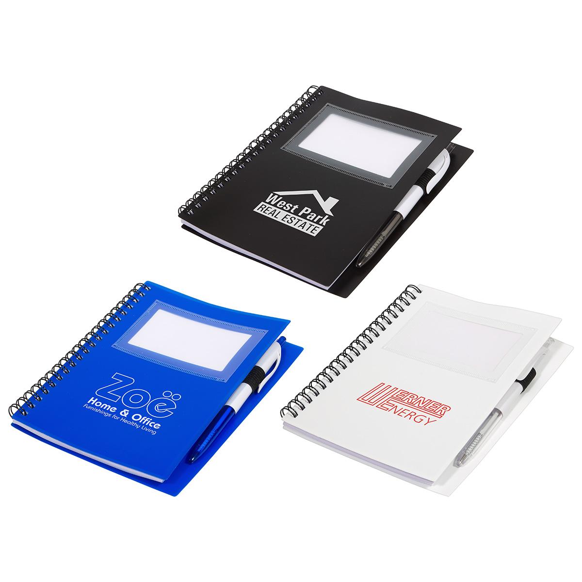 Note-It Memo Book, WOF-MB15, 1 Colour Imprint