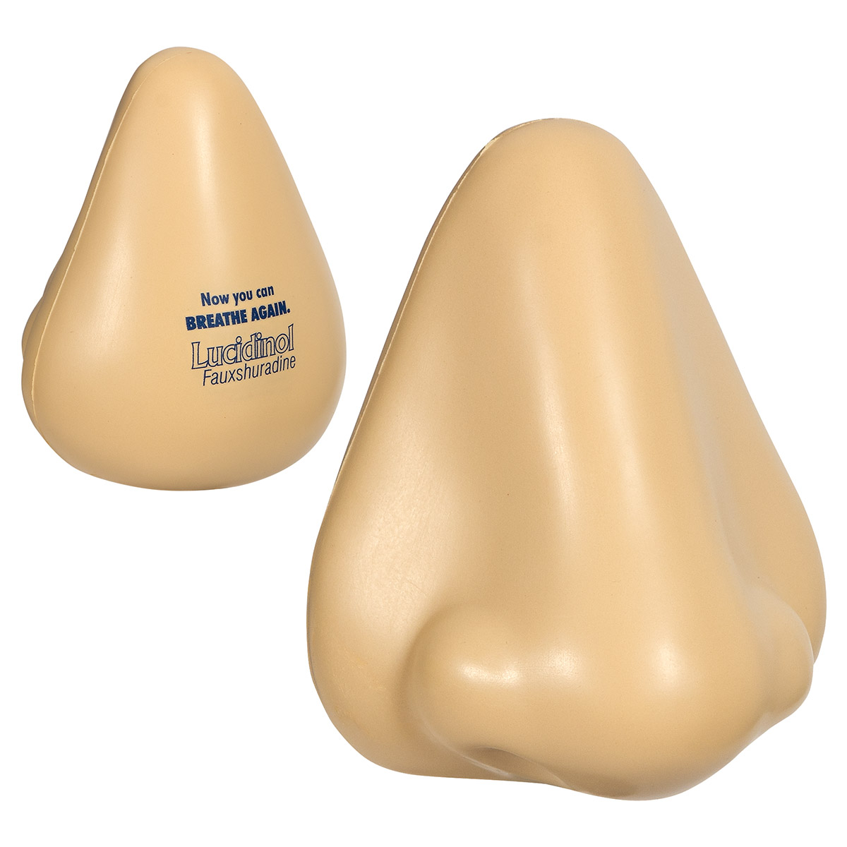 Nose Stress Reliever, LAN-NS20 - 1 Colour Imprint