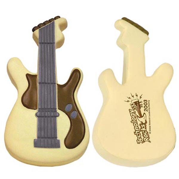 Electric Guitar Stress Reliever, LMU-EG07, 1 Colour Imprint