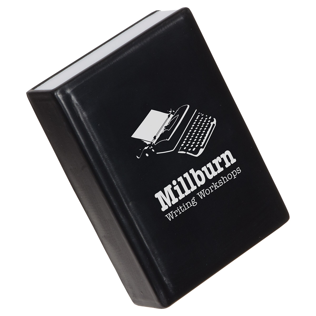 Book Stress Reliever, LED-BK18, 1 Colour Imprint