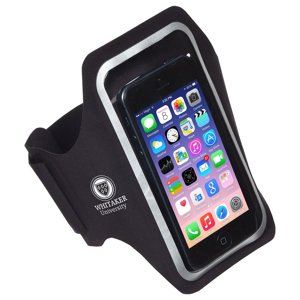 EZ Fitness Phone Armband, WHF-EZ16 - 1 Colour Imprint