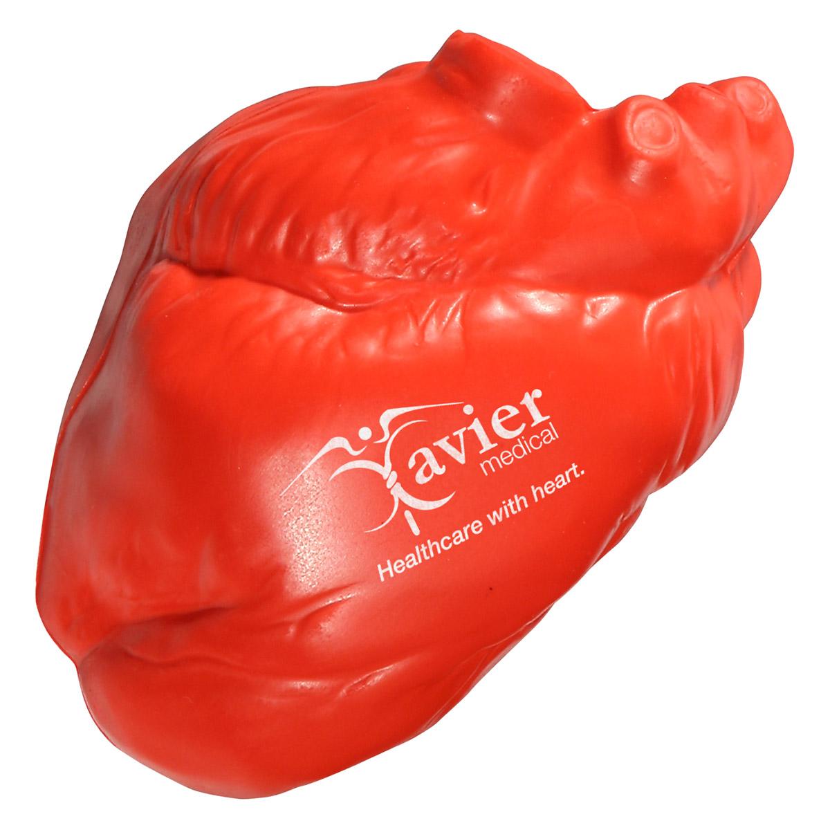 Heart No Veins Stress Reliever, LAN-HE01, 1 Colour Imprint