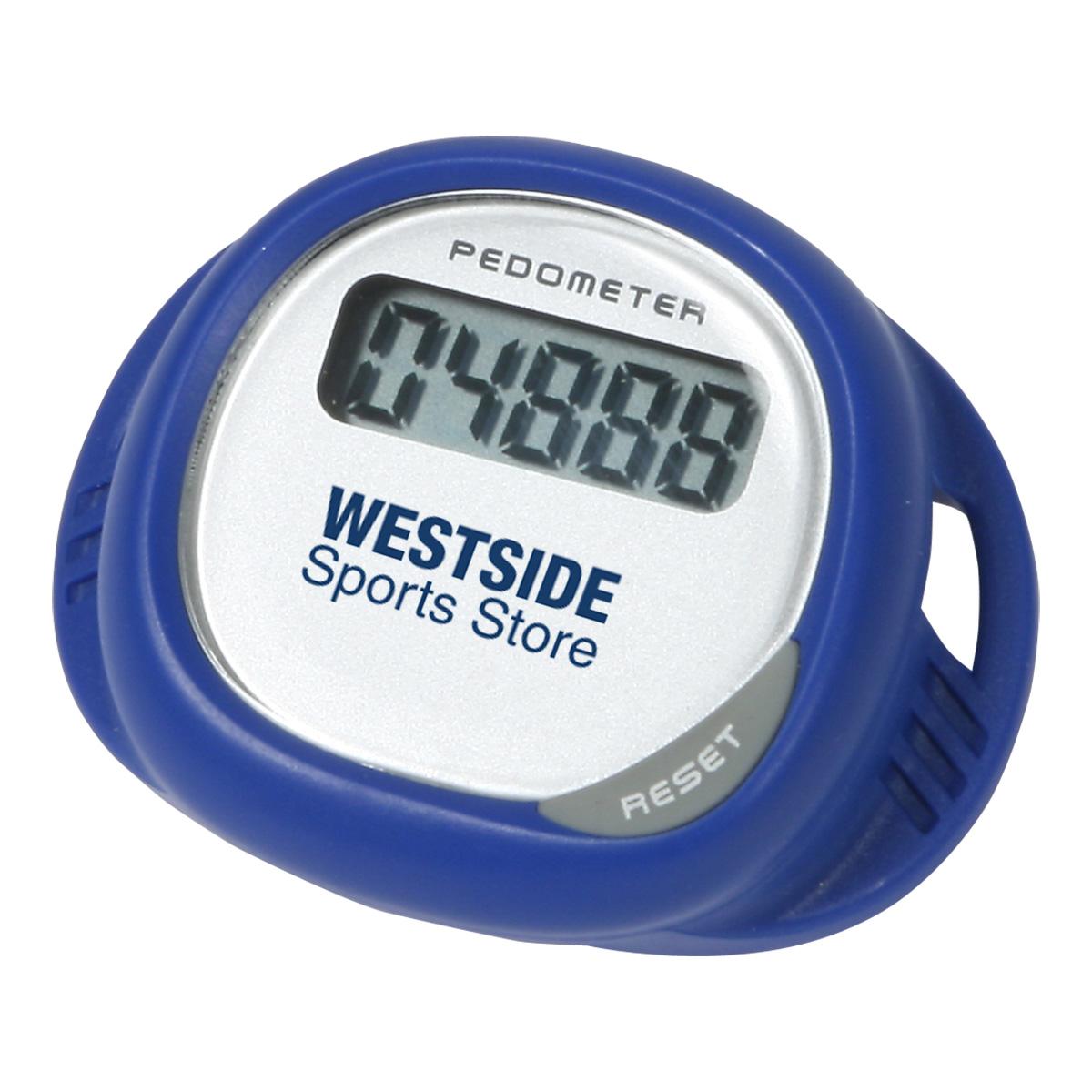 Simple Shoe Pedometer, WHF-SP12 - 1 Colour Imprint