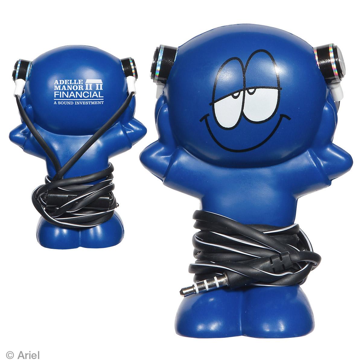 Little Buddy Earbud Gift Set, WTV-LB15 - 1 Colour Imprint