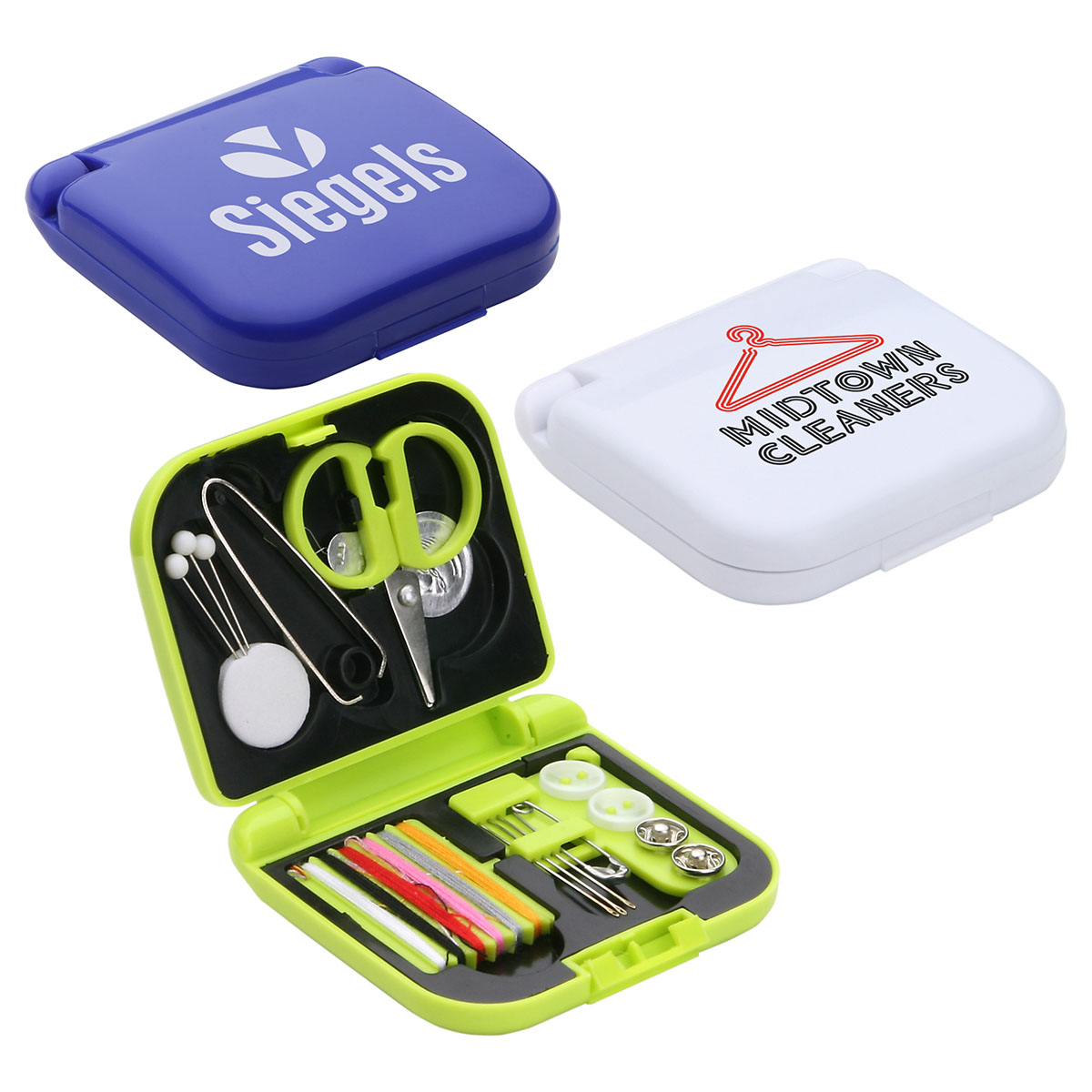 Travel Sewing Kit, WTV-SK08, 1 Colour Imprint