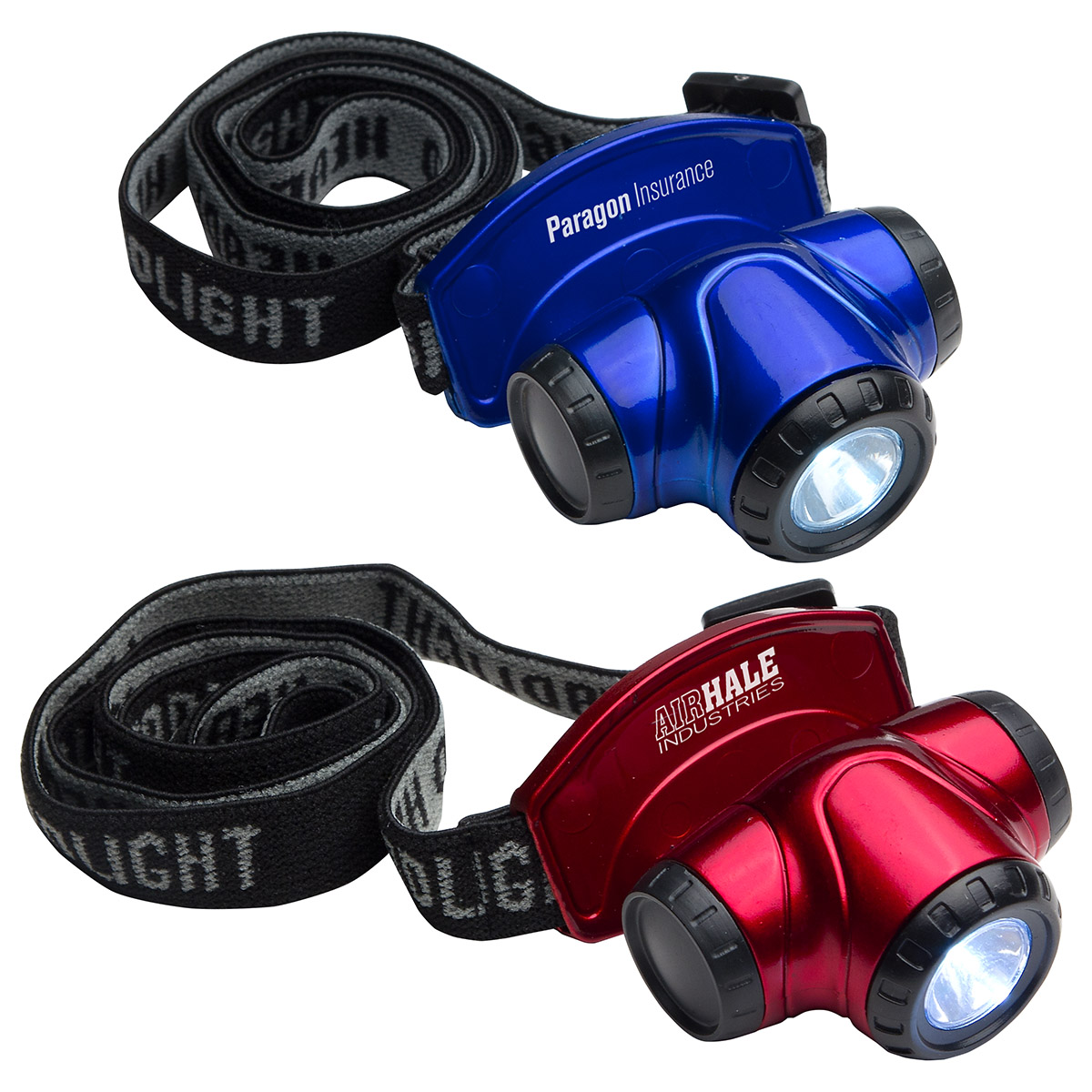 On Target Headlamp, WLT-OT15 - 1 Colour Imprint