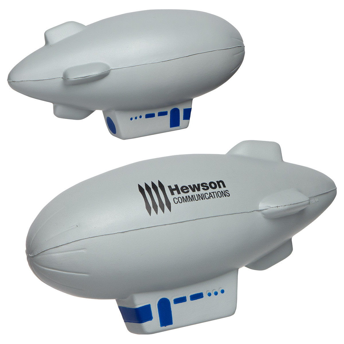 Blimp Stress Reliever, LAR-BL32, 1 Colour Imprint