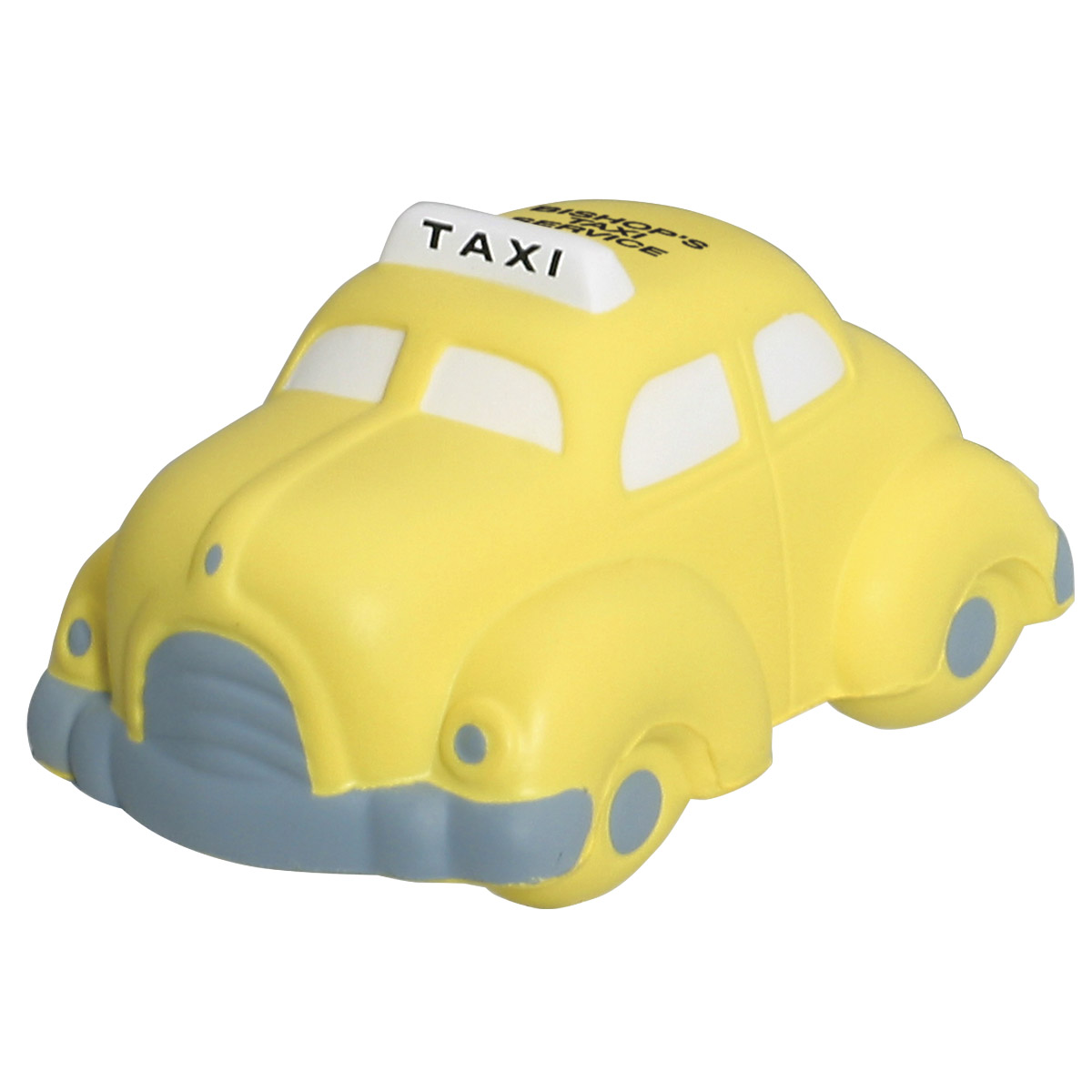 Taxi Stress Reliever, LTR-TX31 - 1 Colour Imprint