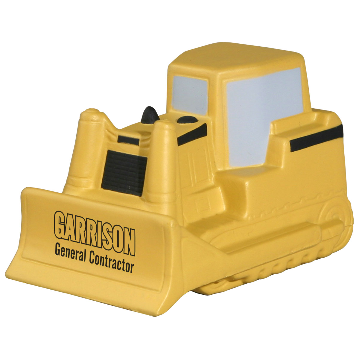 Bulldozer Stress Reliever, LCN-BD01 - 1 Colour Imprint
