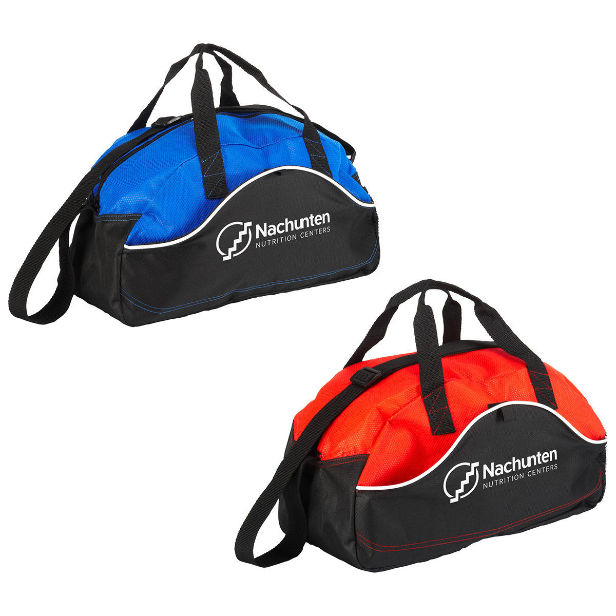 Quick Kick Duffel Bag, WBA-QC10 - 1 Colour Imprint
