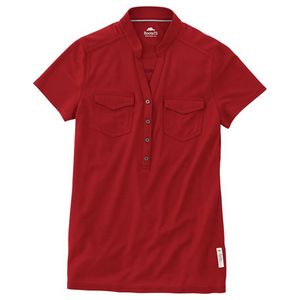 Custom W-LUNENBURG Roots73 Short Sleeve Polo