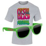 KIT: Full-Color DTG T-Shirt (Light Colors) & Sunglasses