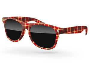 e34d5621e77d Retro Sunglasses w/Full Color Full Frame Sublimation - RD090 - IdeaStage  Promotional Products