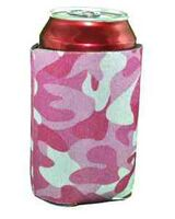 Collapsible Foam Can Cooler (Blank)