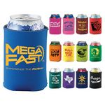 Mega Collapsible Can Coolie - Solid and Camouflage Colors