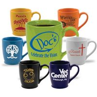15 Oz. Ceramic Kona Coffee Mug, all Colors