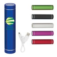UL Listed Round Metal Power Bank