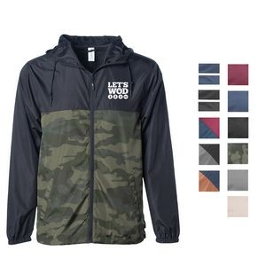 Independent Trading Company Lightweight Windbreaker Jacket