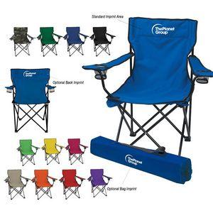 Custom Portable Folding Chair & Bag Combo