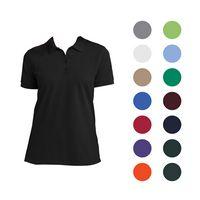 Port & Company® Ladies Core Blend Piqué Polo