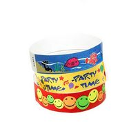 "Preprinted Tyvek® Wristband (1"")"